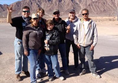 14 family tour