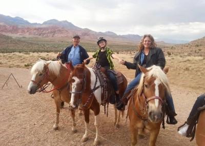 17 Meet the staff Red Rock Canyon Horseback Riding Tour