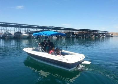 Bayliner Boat 1a