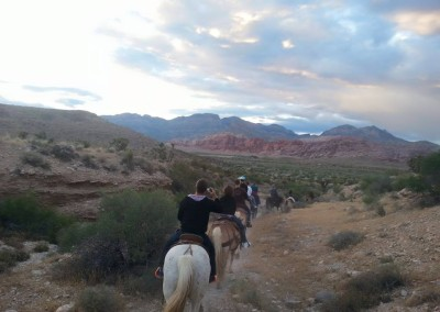 red rock horseback riding tour 11