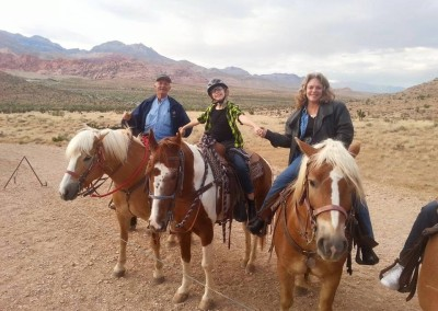 red rock horseback riding tour 12