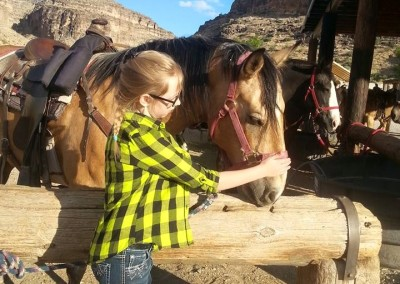 red rock horseback riding tour 14