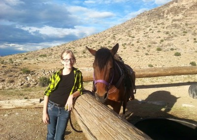 red rock horseback riding tour 15