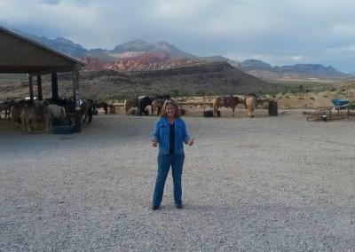 red rock horseback riding tour 16