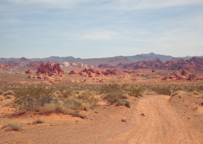 1 Header Page for Valley of Fire Tour