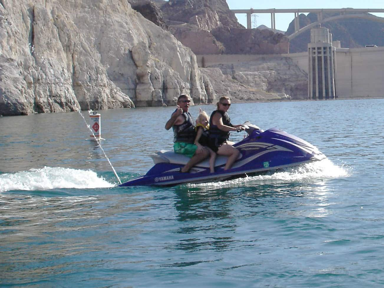 Lake Mead Jet Ski Waverunner Rentals In Las Vegas Nv Above All Las Vegas Atv Tours
