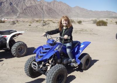 2 kiddie quads