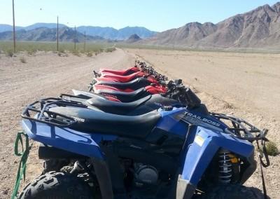 3 Trailboss 300cc