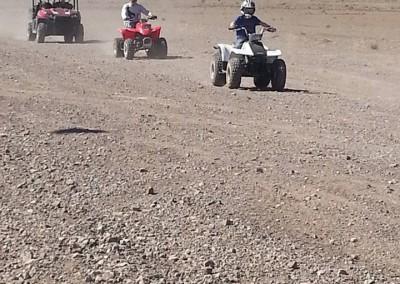 4 Kiddie quads