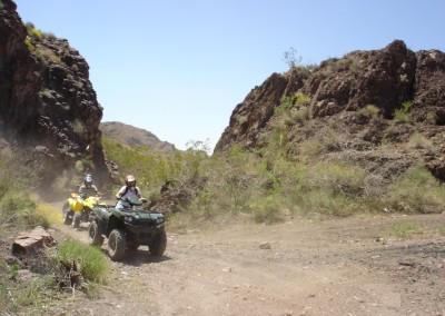 5 Eldorado Canyon Tour One of the Box Canyons